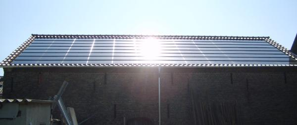 Soltecture 187 Solar Roofs